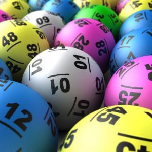 Vitórias enormes na loteria nos EUA