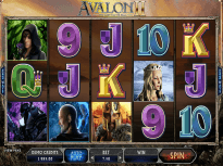 Avalon II Video Slot