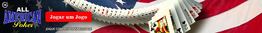 All America Poker Banner
