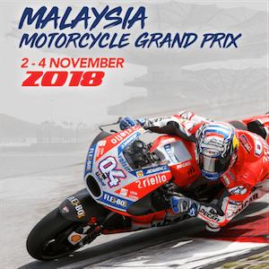 MotoGP da Malásia 2018