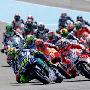 MotoGP em ação