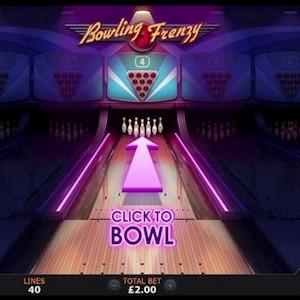 Playtech Lança o Novo Caça-Níqueis Bowling Frenzy