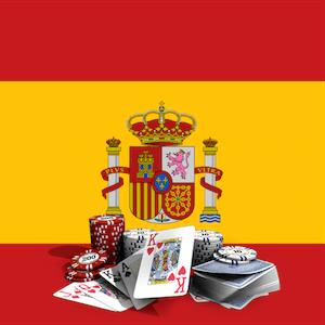 Análise da receita de jogos de azar da Espanha