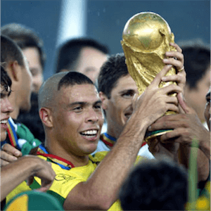 O Brasil busca ganhar outra Copa do Mundo