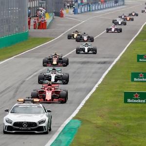 Corrida do Grande Prêmio da Itália