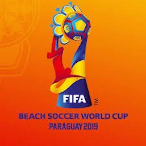 Copa do Mundo de Futebol de Praia FIFA 2019 no Paraguai
