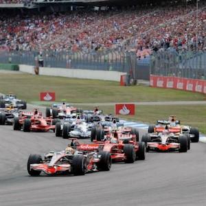 O Grande Prêmio da Alemanha de Fórmula 1