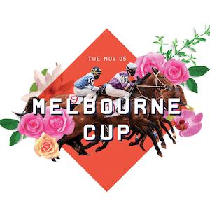 Corrida de cavalo Melbourne Cup