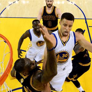Arremessando para vencer as finais da NBA