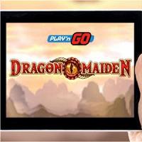 Caça-níqueis Dragon Maiden