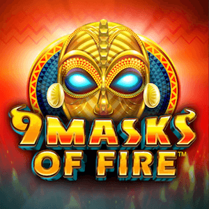 Caça-níquel online 9 Masks of Fire