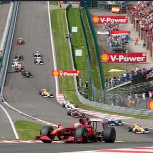 O Grande Prêmio da Bélgica