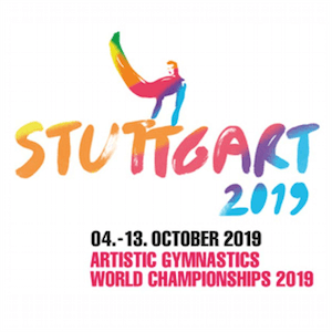 Torneio Mundial de Ginástica Artística em Stuttgart