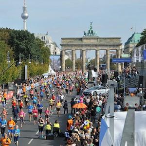 A Maratona de Berlim