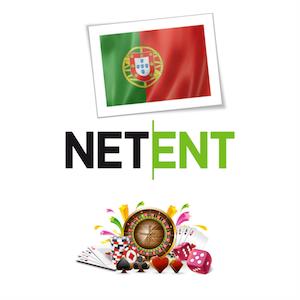 NetEnt se expande para o mercado de apostas de Portugal