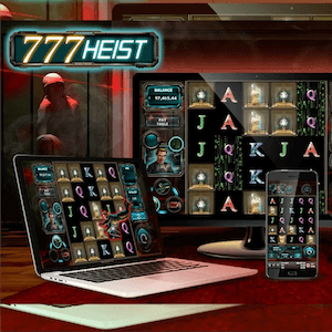 Red Rake Gaming lança o slot 777 Heist