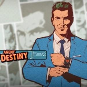Caça-níqueis Agent Destiny